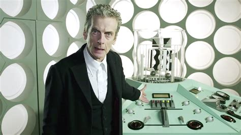 what did the doctor see in his room twelfth doctor in five tardis console rooms the doctor who experience doctor who