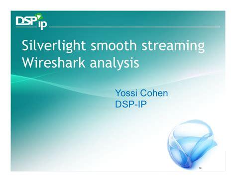 wireshark tutorial slideshare silverlight wireshark analysis