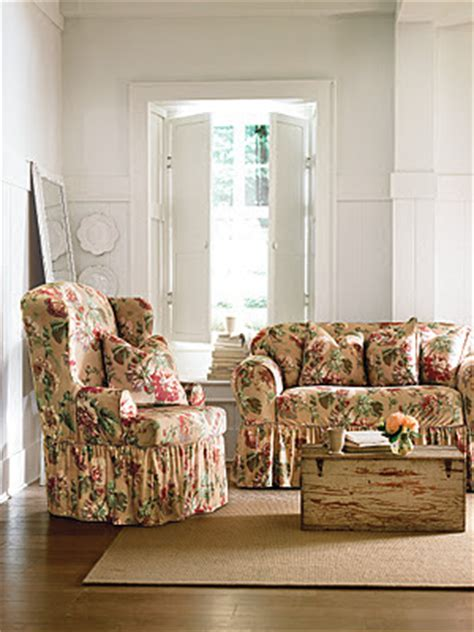 cottage style slipcovers sure fit slipcovers bring a cottage coastal style