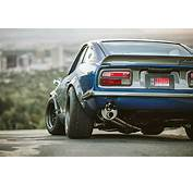 1973 Datsun 240Z  Restoration Refined Stripped Down And