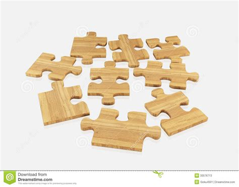 jigsaw woodwork wood jigsaw stock photos image 33576713