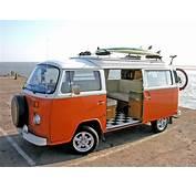 VW Camper Van Ready For That Road Trip  In 2 Motorsports