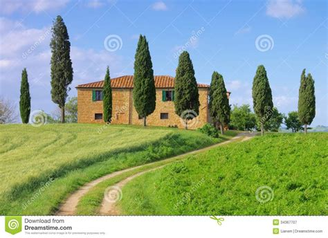 tuscany house tuscany house royalty free stock photography image 34367707