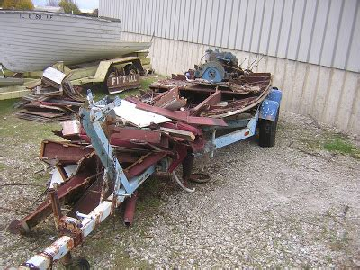 craigslist boats lake chlain rotting dead carcasses my holloween gift to you sicko s