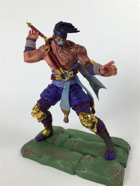 9 inch figures killer instinct 9 inch jago figure preview the toyark news