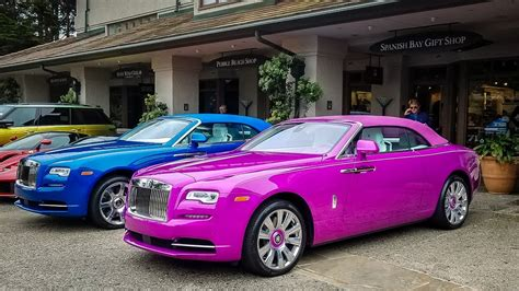 this color nobody else can this color on a rolls royce