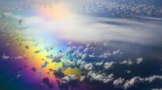 rainbow cloud 30 top rainbows and lightnings hd wallpapers best picture and wallpapers today