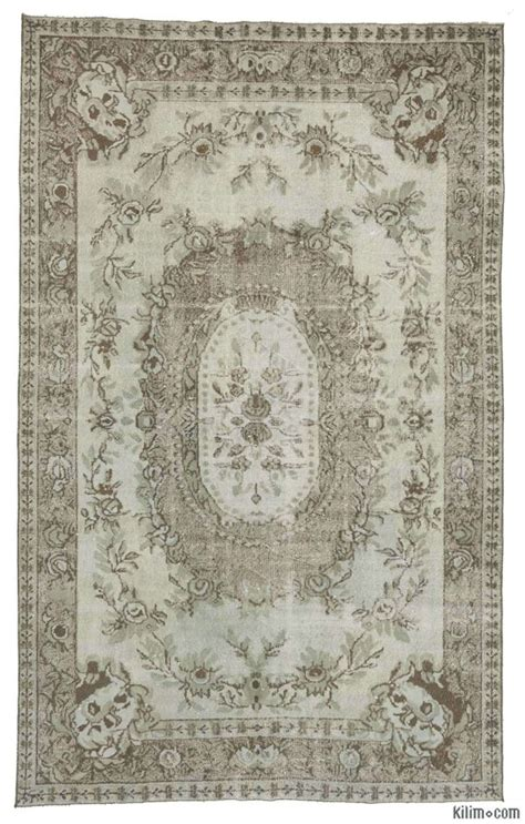 carved rugs k0010623 carved dyed rug overdyed vintage rugs and patchwork carpets from the source