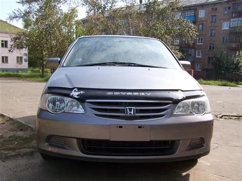 2000 Honda Odyssey by 2000 Honda Odyssey Transmission Problems