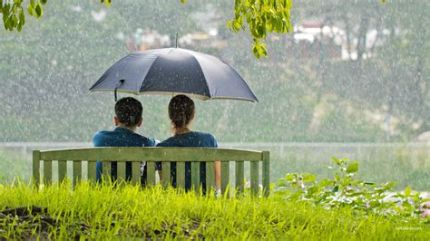 wallpaper love couple rain hd beautiful rain hd wallpapers for desktop one hd