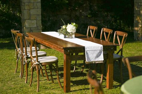 table and chair rentals san antonio seating arrangements oklahoma city peerless events and tents