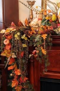 Inspiring ideas for fall fireplace mantel decor