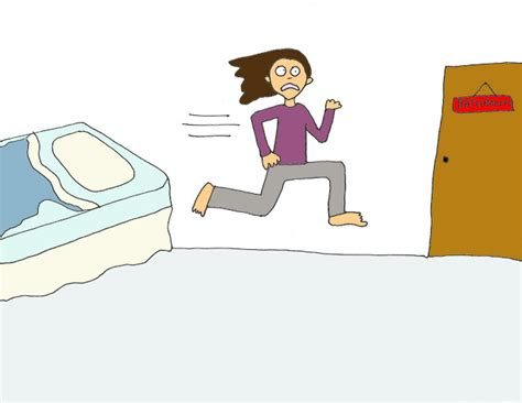having to go to the bathroom at night beebee s blog the top ten worst ways to wake up
