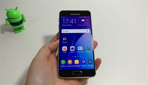 Samsung Galaxy A With An 225 Lise Ao Samsung Galaxy A3 2016 Pplware