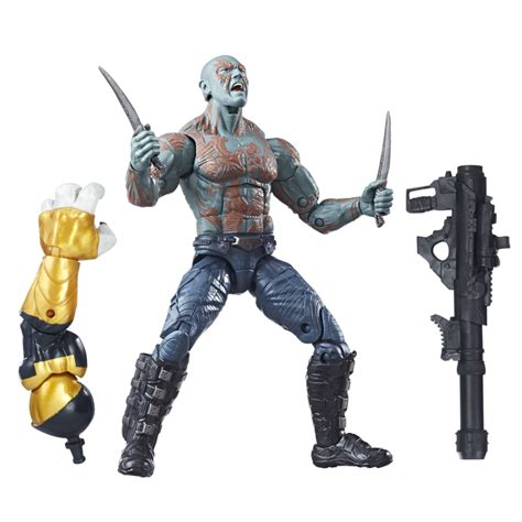 figure marvel guardians of the galaxy vol 2 marvel legends wave the