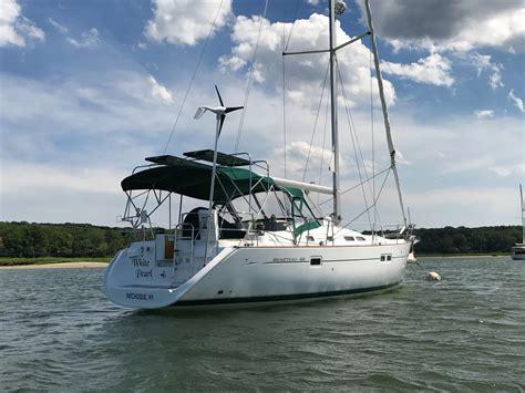 port jefferson ny boat show 42 beneteau 2006 white pearl port jefferson new york