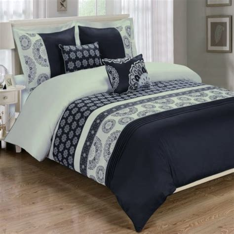 Original Chelsea Bed Cover King Set black and white bedroom ideas luxcomfybedding