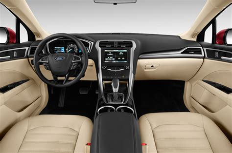 the gallery for gt ford fusion se 2014 interior