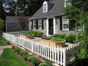 Cape Cod Style Homes Interior Wellesley Cottage Garden Traditional Landscape
