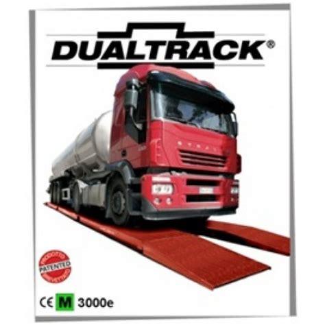 desain jembatan timbang dual track jual timbangan digital
