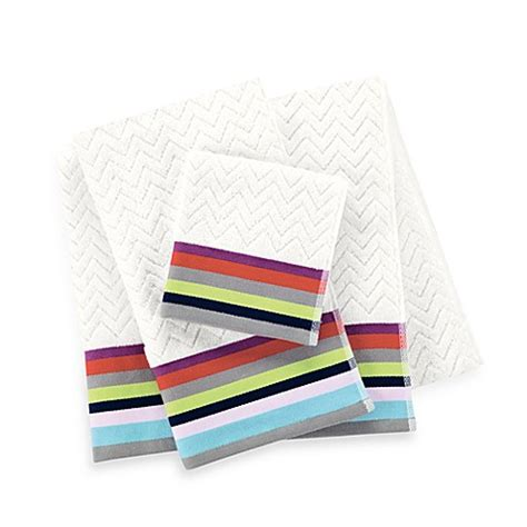 bed bath and beyond kate spade kate spade new york brightwater ave bath towels bed bath