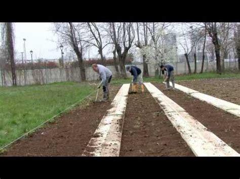 come fare un letto come fare un orto camminamenti e letto di semina 2a