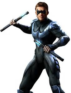 Cool image shows what nightwing could look like in the nolan movie