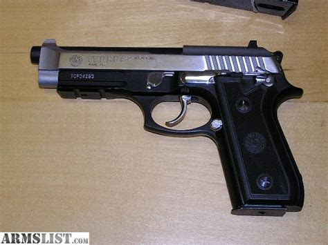 pt92a armslist for sale taurus pt92 afs stainless