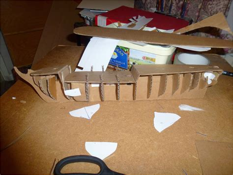 cardboard pirate ship template cardboard pirate ship template how to make cardboard box