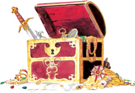 The Treasure Of Time treasure chest zeldapedia fandom powered by wikia