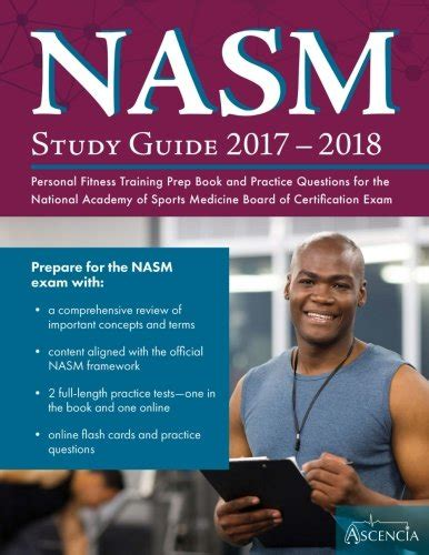 ace personal trainer study guide 2018 prep and practice questions for the american council on exercise cpt books how to read nasm study guide 2017 2018 personal