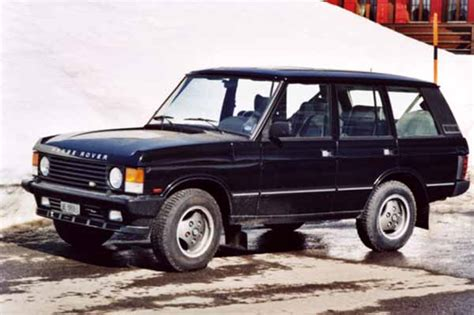 toyota land rover 1980 1980 land rover range rover information and photos