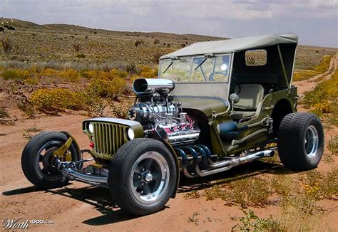 Willys Jeep Rat Rod Jeep Rat Rod Memes