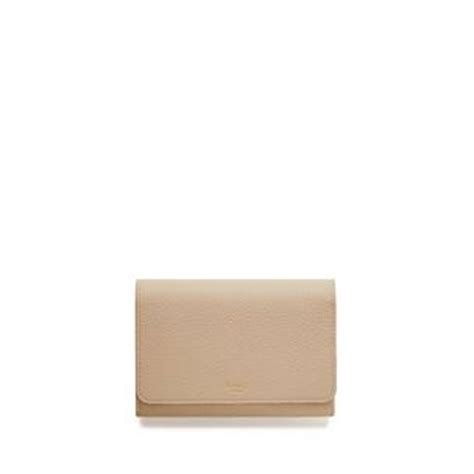 Classic Medium Wallet Namy Shop small leather goods mulberry