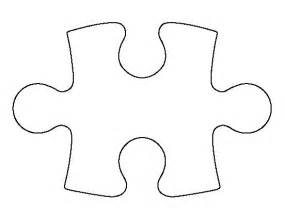 Large Puzzle Template by 17 Best Ideas About Puzzle Pieces On Puzzle
