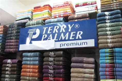 Handuk Terry Palmer Asli Bernama Kebarat Baratan Terry Palmer Ternyata Asli