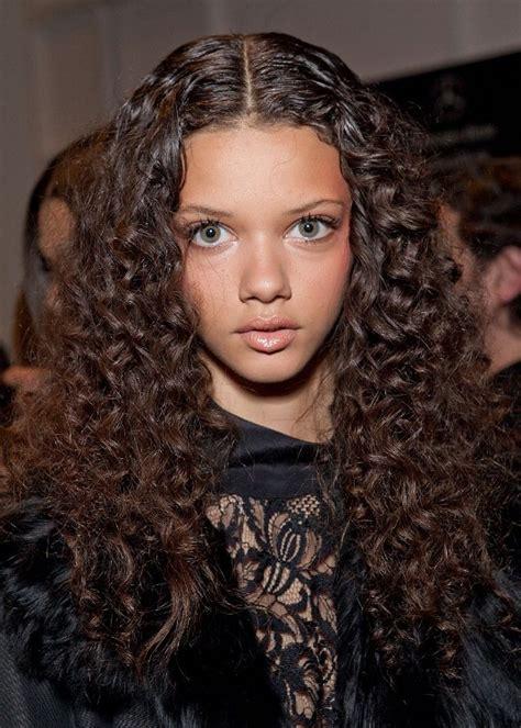 american n wavy hairstyles long curly hair glam radar