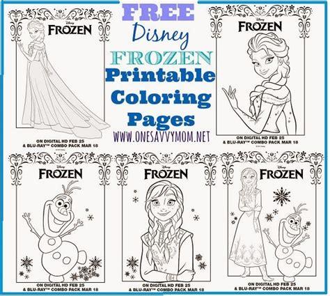 printable frozen activity book one savvy mom nyc area mom blog disney frozen free