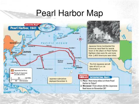 pearl harbor map ppt the world at war again powerpoint presentation id 1483917