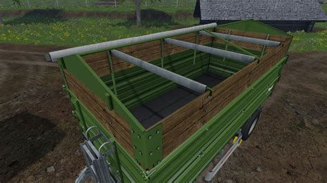 Set Of 2 Table Ls by Fliegl Trailer Set 2 Ls15 Mod Mod For Farming