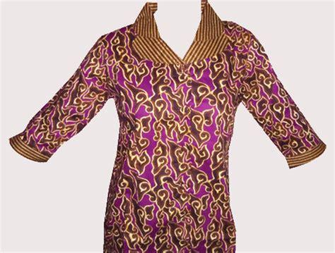 Dress Kemeja Kasual Wanita Vdd 03 tren model kemeja batik untuk pria dan wanita maret 2016
