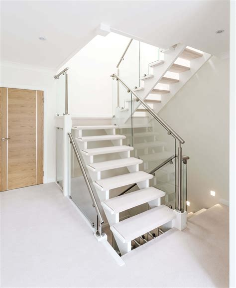Steel Staircase Design Glass And Steel Staircase Neville Johnson
