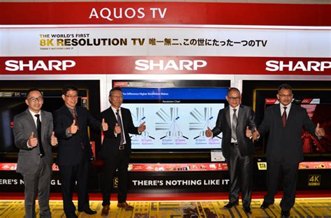 sharp malaysia launches 8k tvs and more hardwarezone my