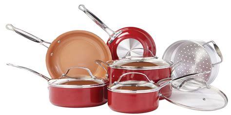 Teflon Prima Cook copper pans copper cookware debuyer prima matera