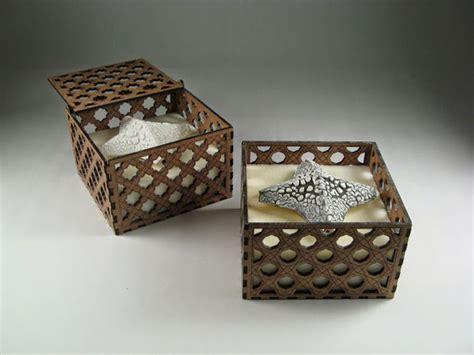 Laser Cut Boxes Laser Cut Box Template