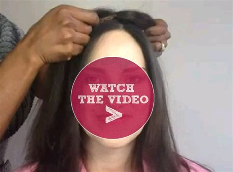 hair additions for thinning hair on top of head hairpieces for crown hair short hairstyle 2013