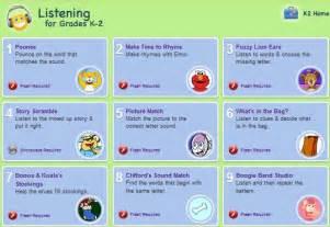 6 best websites with listening activities for preschool