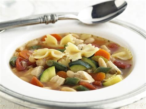 healthy vegetable soup recipe before after healthy minestrone soup recipe low calorie