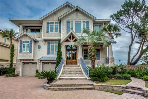 beachfront houses for sale myrtle beach real estate bog