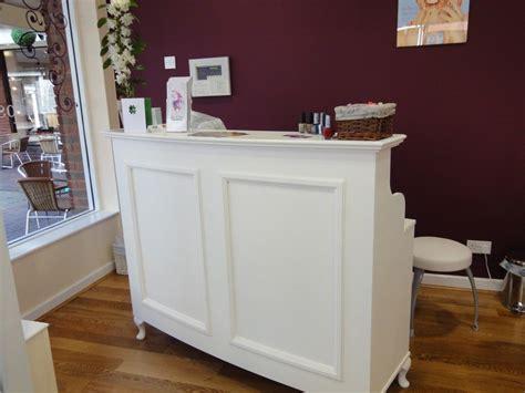 Shabby Chic Reception Desk by Reception Desk Desk Salon And Retail Style